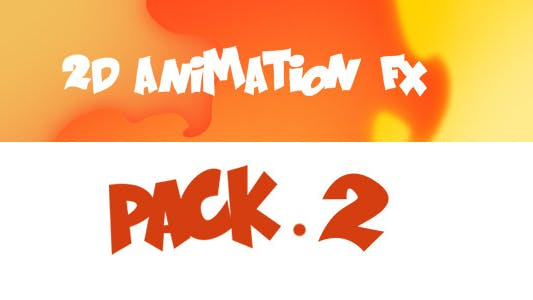 Thumbnail for 2D Animation Fx Pack 2