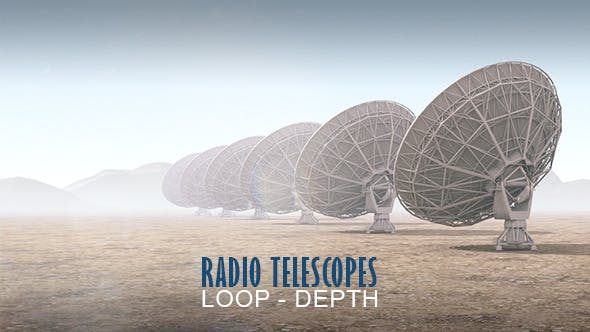 Thumbnail for Radio Telescopes