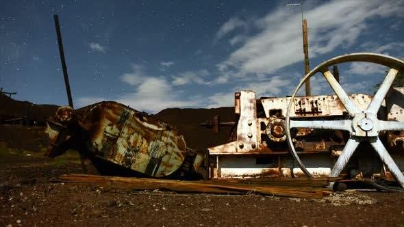 Thumbnail for Abandon Mine At Night 2
