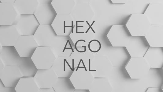 Thumbnail for Hexagon Background