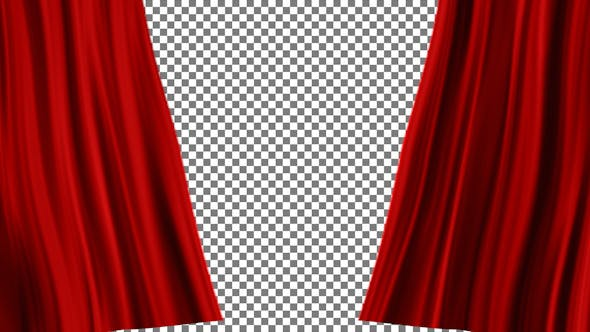 Thumbnail for Red Curtains Open 2