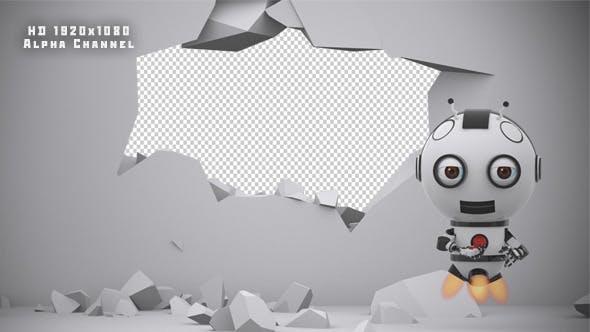 Thumbnail for Robot SS2 - Wall Destruction