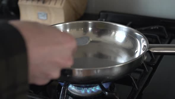 Thumbnail for Melting Butter In A Pan (4 Of 5)