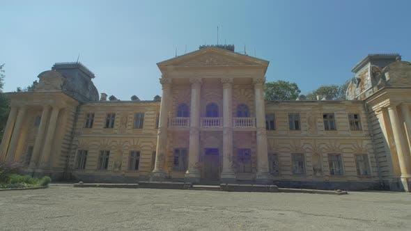 Thumbnail for Badeni Palace's facade