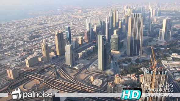 Thumbnail for Dubai Panoramic View