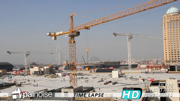 Thumbnail for Dubai Building Site