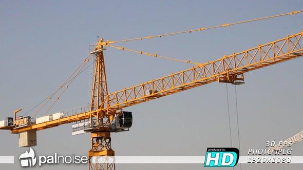 Crane Moving 01