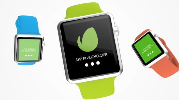 Thumbnail for Smart Watch App Present