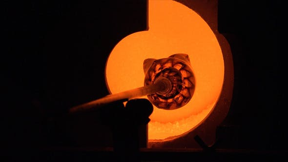 Thumbnail for Glassblowing or Glassblower 8