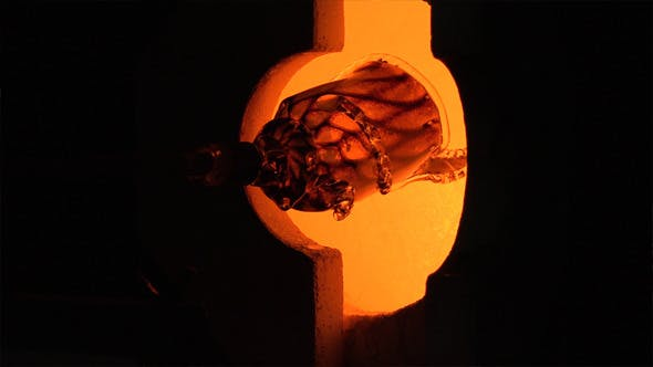Thumbnail for Glassblowing or Glassblower 10