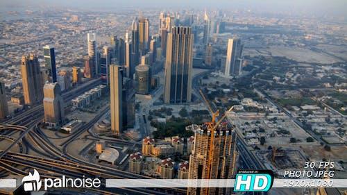 Dubai Uae Panoramic