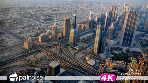 Dubai Day Time