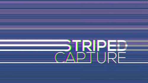 Striped capture