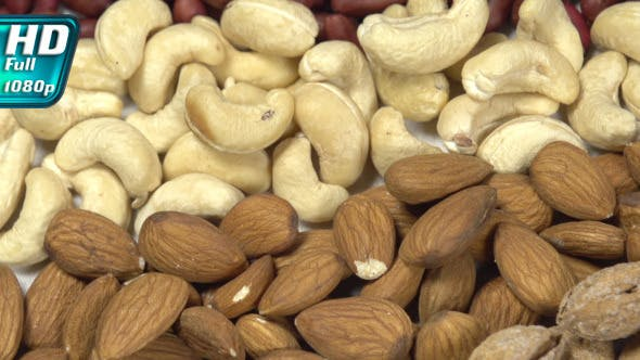 Thumbnail for Varieties of Nuts