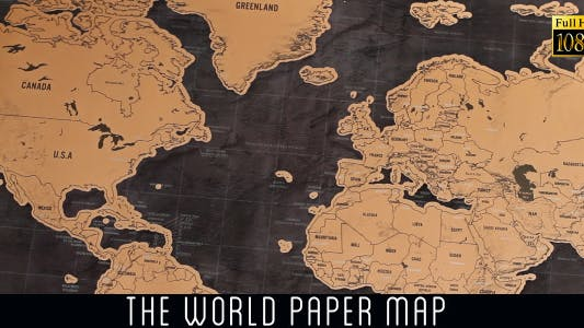 Cover Image for The World Map