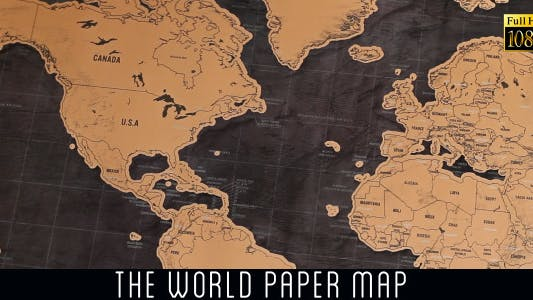 Thumbnail for The World Map 4