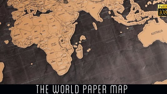 Cover Image for The World Map 5