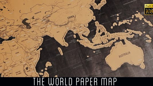 Thumbnail for The World Map 8