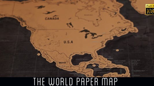 Thumbnail for The World Map 11