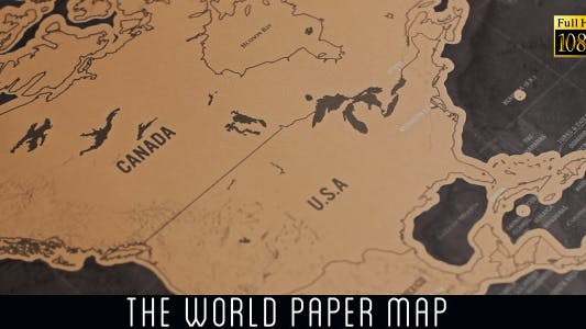 Cover Image for The World Map 13