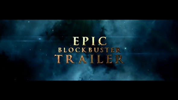 Epic Blockbuster Trailer Kit