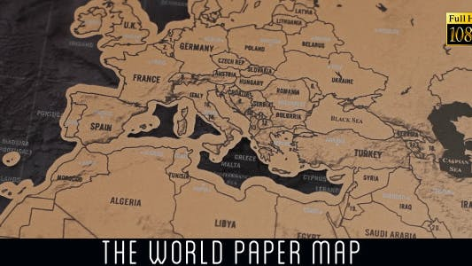 Thumbnail for The World Map 17