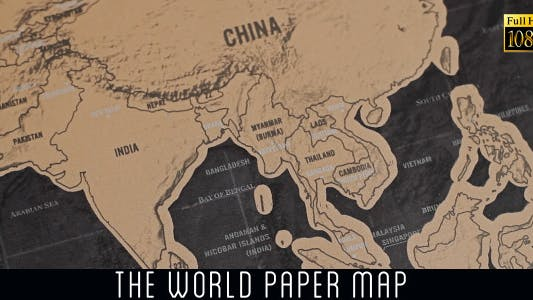 Thumbnail for The World Map 18