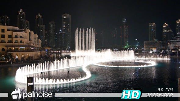 Thumbnail for Dubai Fountain Main Water Show