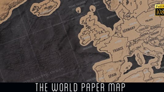 Thumbnail for The World Map 21
