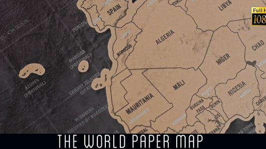 Cover Image for The World Map 24