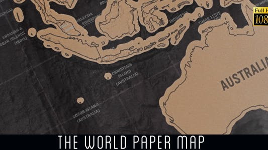 Cover Image for The World Map 25