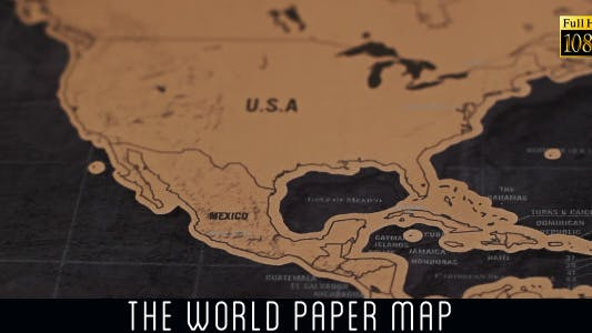 Thumbnail for The World Map 28