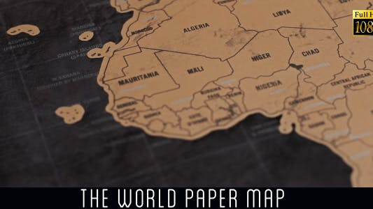 Cover Image for The World Map 29