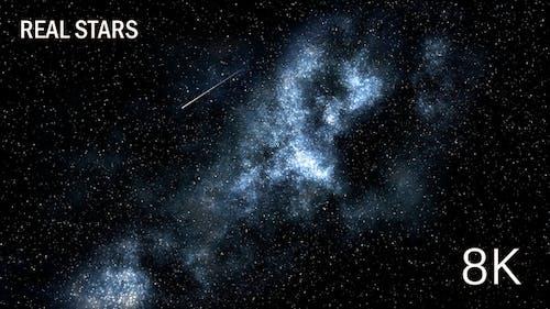 Echte Sterne 8K