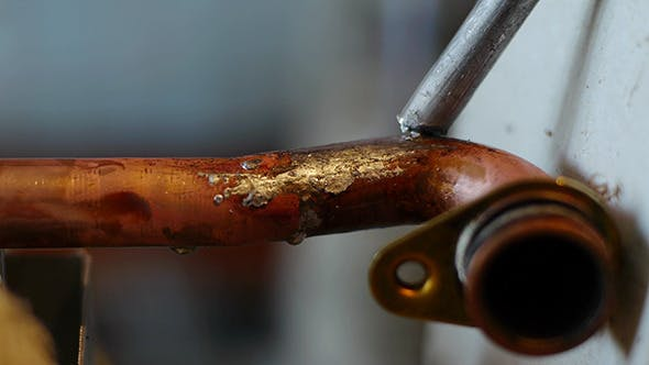 Thumbnail for Soldering Copper Pipes 3