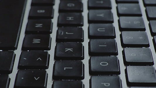 Thumbnail for Black Keyboard Buttons
