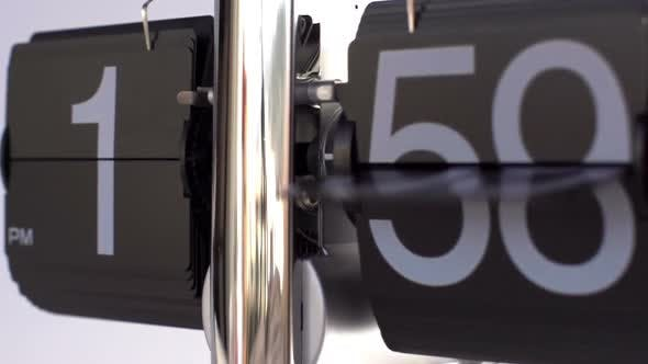 Thumbnail for Stop Motion Of A Flip Clock Shot In Super Slow Motion With The Sony Fs 700 High Speed Camera 1