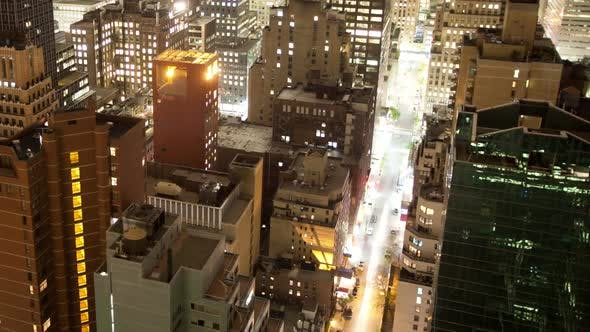 Thumbnail for View Of Manhattan Skyline From A High Vantage Point , New York, Usa 1