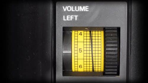 Volume Control On An Old Hifi 9