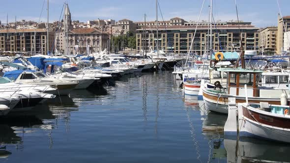 Thumbnail for Hafen Marseille Vieux Boote 8
