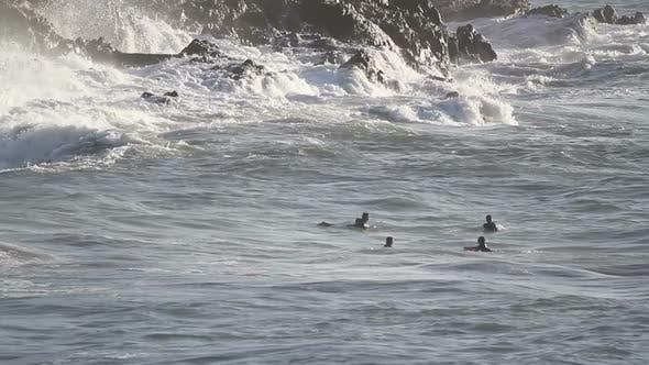 Surfers In Mexico 4