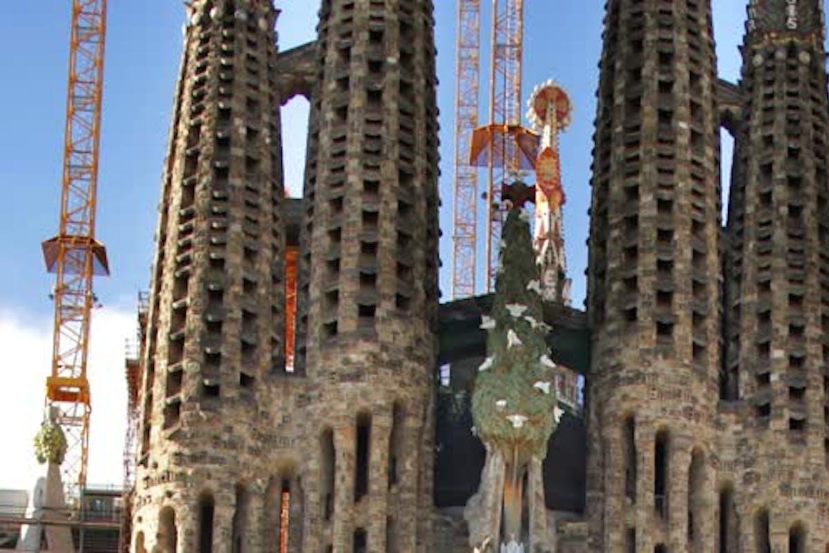 Sagrada Familia Gaudi Barcelona Church 6 By Dubassy On Envato Elements