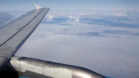 Thumbnail for Airport Flight Clip 4