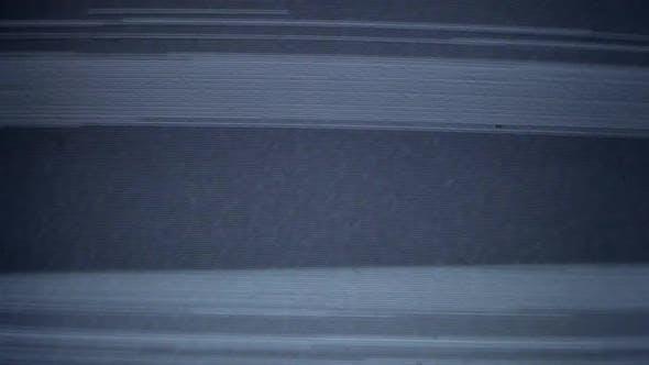 Thumbnail for Statische und Elektronisch Geräusche erfasst von einem alten Fernseher 2