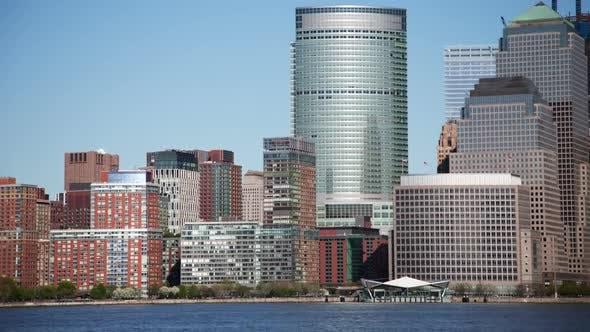 Thumbnail for Lower Manhattan New York Usa