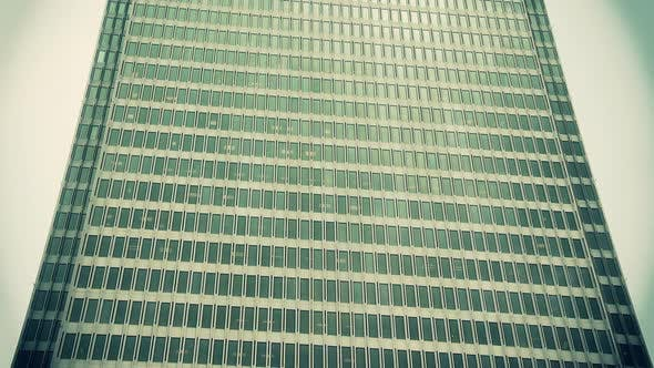 Thumbnail for Clouds Reflection In Office Building Windows 1