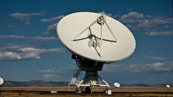 Thumbnail for The Very Large Array In New Mexico 2