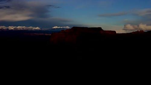 Sunrise,- Canyonlands National Park - 1