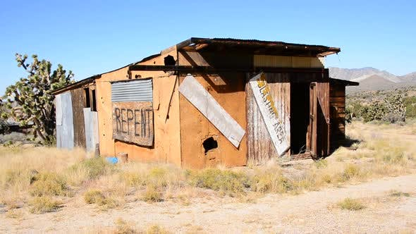 Thumbnail for Abandon Mining Camp In The Mojave Desert 18