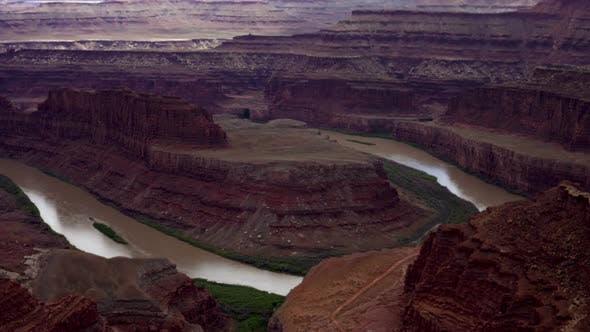 Sunrise- Canyonlands National Park - 2